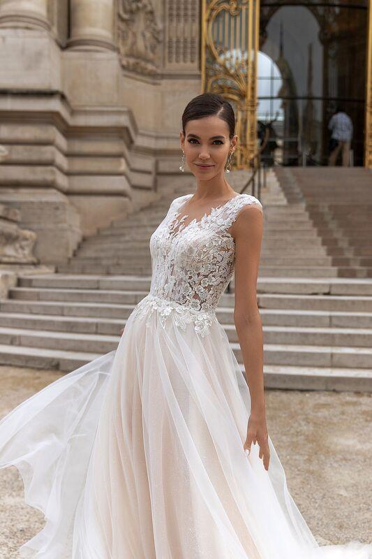 "Свадебный салон ALIZA свадебное платье ""Odettty"" - фото 3"