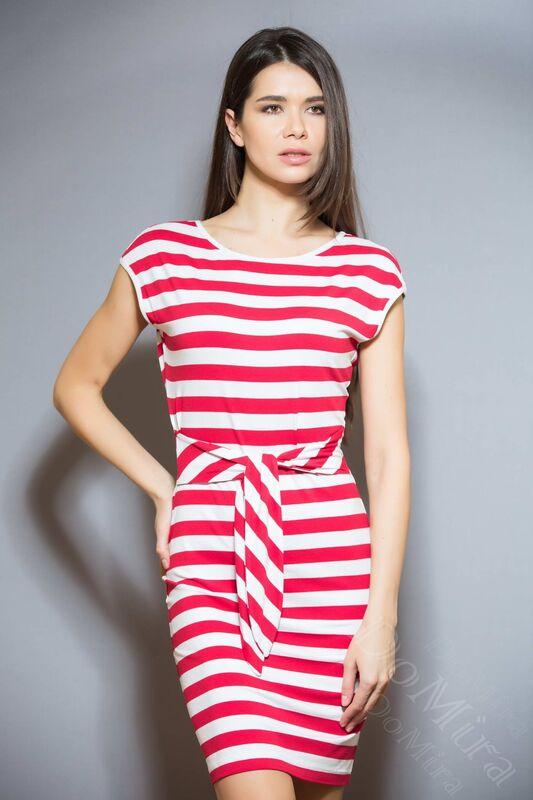 Платье женское DoMira Платье М-01-387 - фото 2