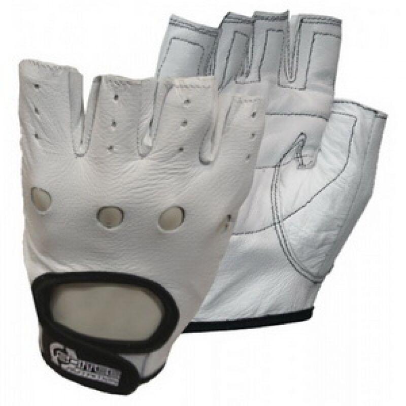 Спортивная одежда Scitec Nutrition Перчатки White Style 1355 - фото 1