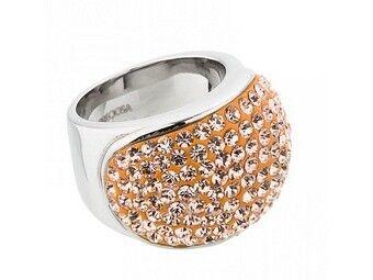 Бижутерия Preciosa Кольцо «Brillant» 7056 49 - фото 1