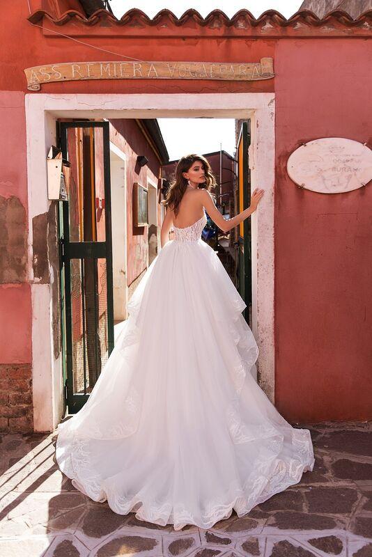 "Свадебный салон ALIZA свадебное платье ""Benettye"" - фото 2"
