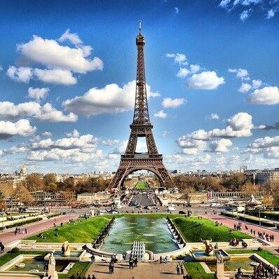 Туристическое агентство Визавитур Автобусный тур «Берлин - Париж - Брюссель - Амстердам» - фото 1
