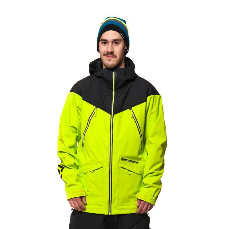 Спортивная одежда Horsefeathers Сноубордическая куртка Prophet (Shell)  желтый - фото 1 dbc69f432c8
