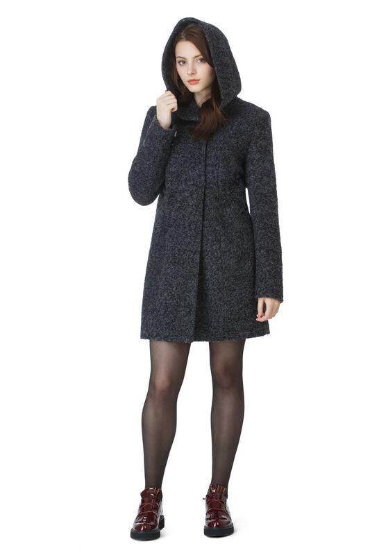 Верхняя одежда женская Elema Пальто женское демисезонное Т-7314 - фото 1