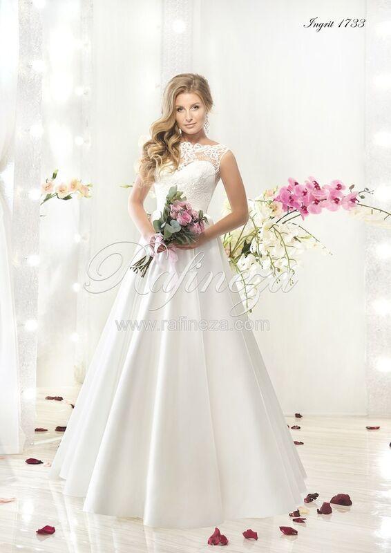 Свадебный салон Rafineza Платье свадебное Ingrit - фото 1
