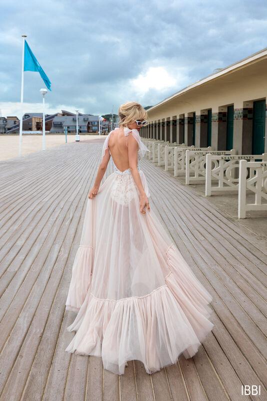 Свадебный салон Bonjour Galerie Платье свадебное IBBI из коллекции BON VOYAGE - фото 3