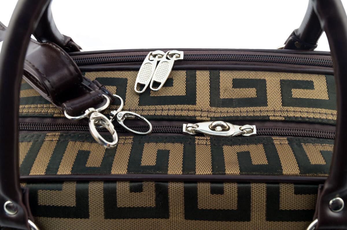 Магазин сумок Borgo Antico Женская дорожная сумка 301-2 - фото 4