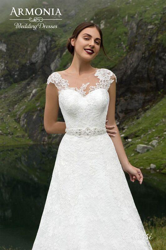 Свадебный салон Armonia Платье свадебное Odissi - фото 2