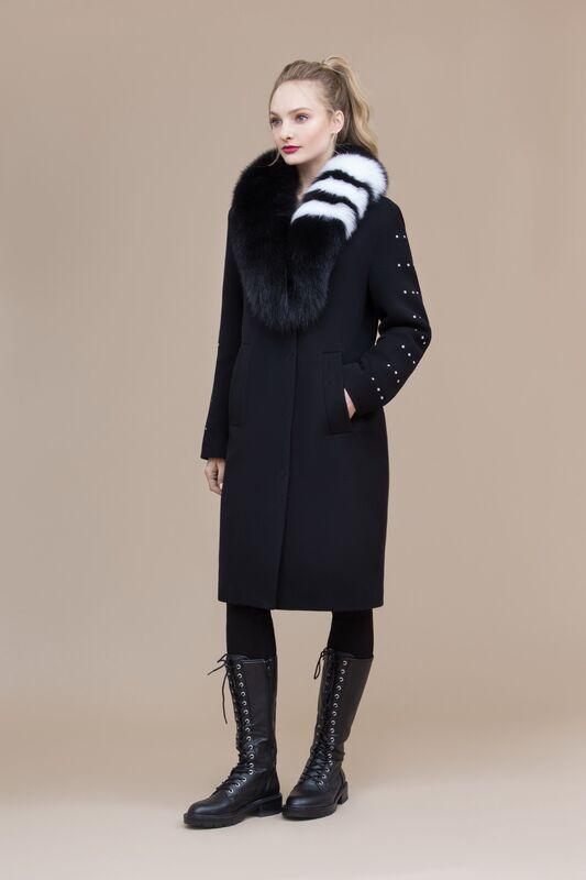 Верхняя одежда женская Elema Пальто женское зимнее 7-7920-1 - фото 1