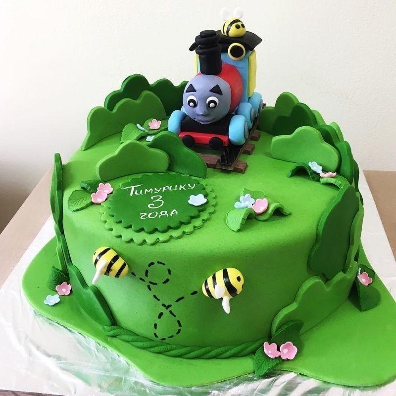 Торт Заказторта.бай Детский торт №1 - фото 1