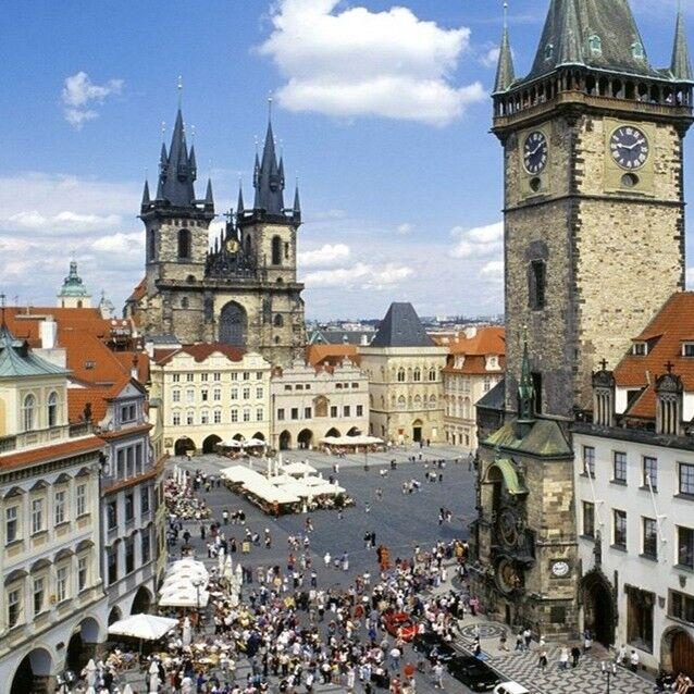 Туристическое агентство Вокруг Света Автобусный тур «Прага, привет» - фото 1