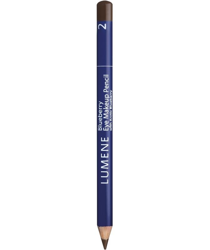 Декоративная косметика LUMENE Карандаш контурный для век Blueberry, оттенок 2 - фото 1