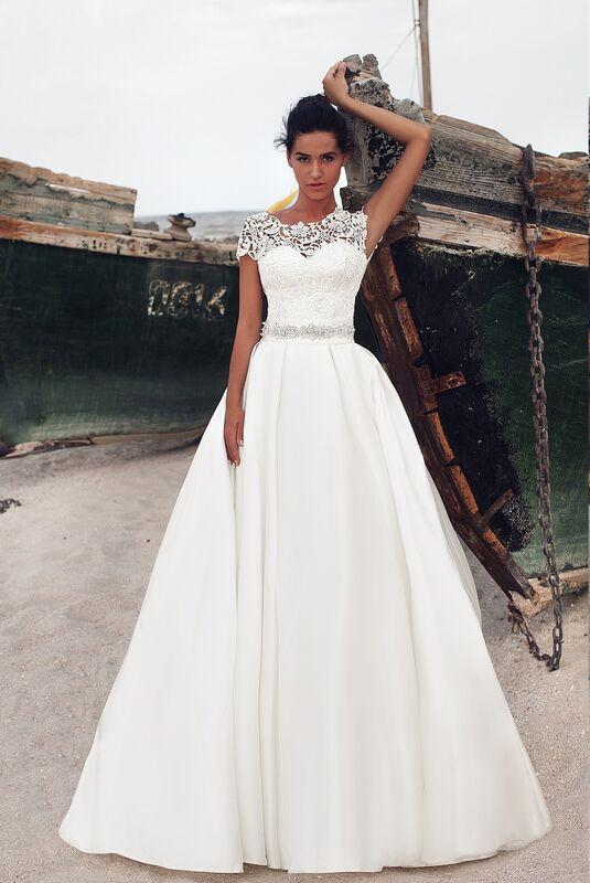 Свадебное платье напрокат Ariamo Bridal Платье свадебное Becker - фото 1