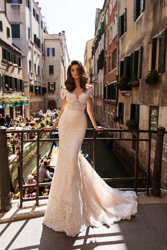"""Свадебное платье напрокат ALIZA свадебное платье  """"Genevry"""" - фото 1"""