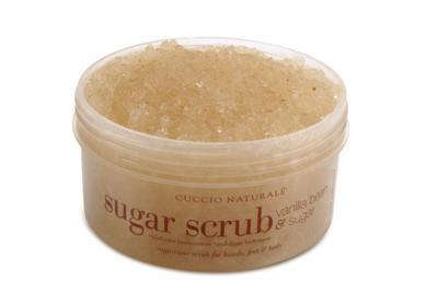 Уход за телом Cuccio Naturale Ванильный скраб на основе тростникового сахара - фото 1
