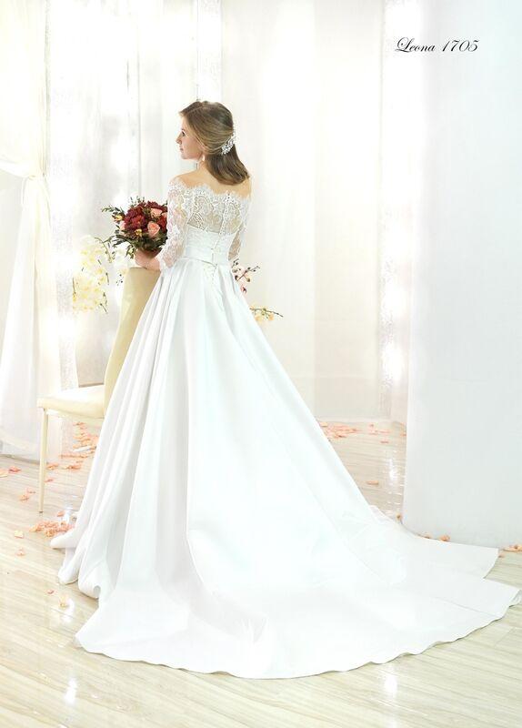 Свадебный салон Rafineza Платье свадебное Leona - фото 2