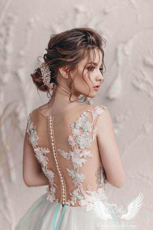 """Вечернее платье ALIZA Вечернее платье   """"Lafrel"""" - фото 4"""
