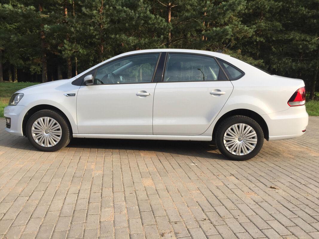 Прокат авто Volkswagen Polo АТ - фото 5