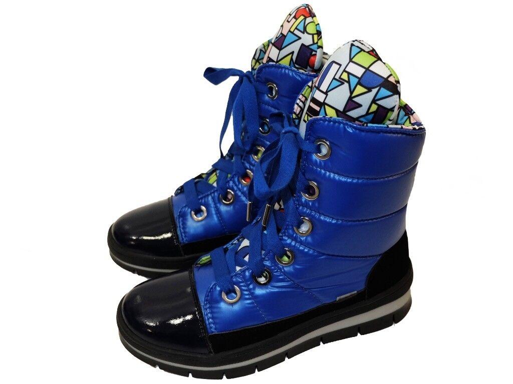 Обувь детская Jog Dog Ботинки для девочки 14011R - фото 3