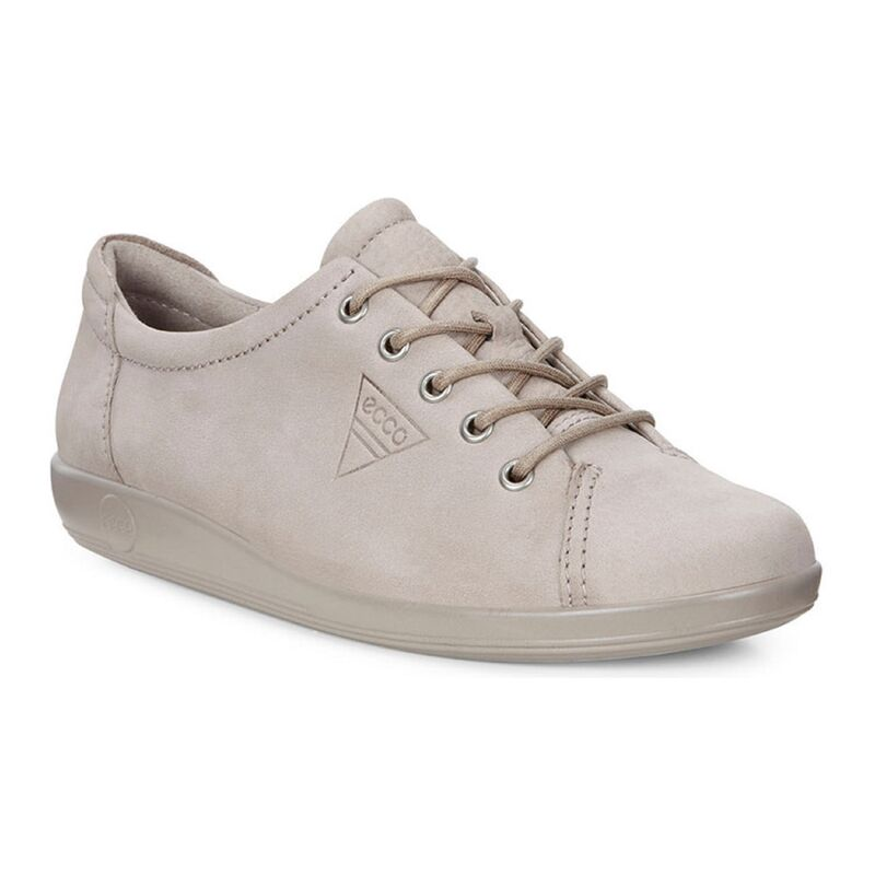 Обувь женская ECCO Кеды SOFT 2.0 206503/02459 - фото 1