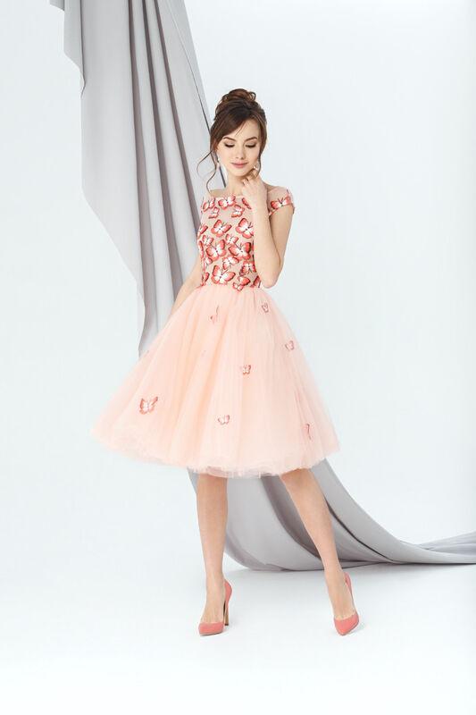 Вечернее платье EMSE Платье 0242-02 - фото 1