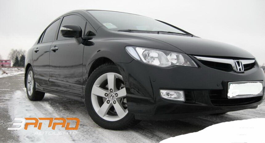 Прокат авто Honda Civic 2009 гибрид - фото 1