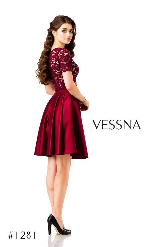 Вечернее платье Vessna Юбка и топ №1281 - фото 2