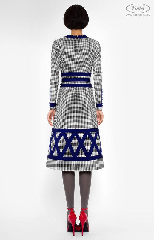 Платье женское Pintel™ Приталенное платье Laquisha - фото 2