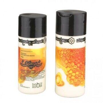 Уход за волосами Зейтун Бальзам для окрашенных светлых волос «Мёд» - фото 1