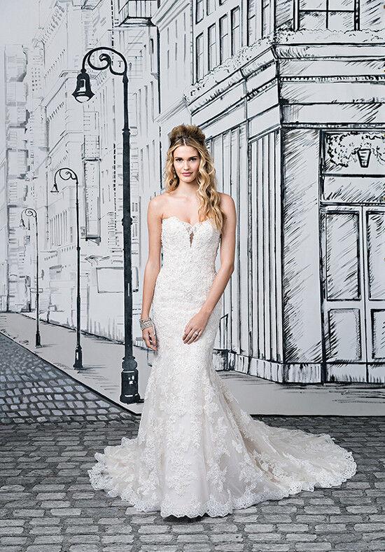 Свадебное платье напрокат Justin Aleksander Свадебное платье 8884 - фото 1