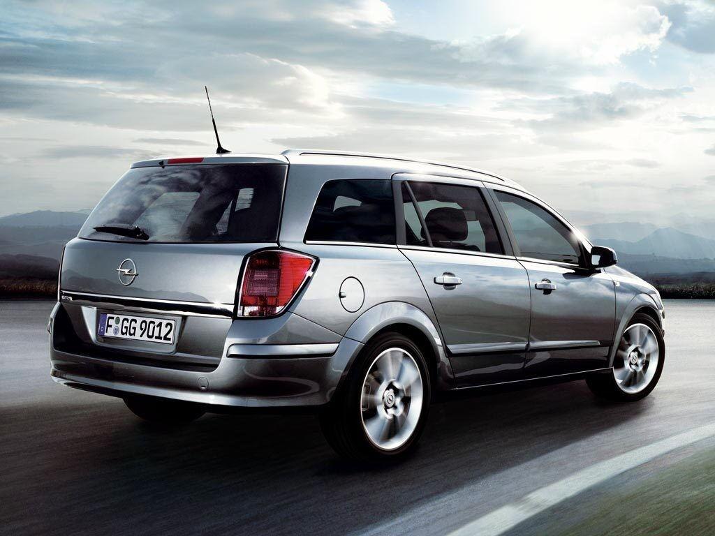 Прокат авто Opel Astra 2008 - фото 3
