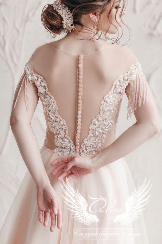 Вечернее платье ALIZA вечернее платье Bliss - фото 4