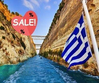 Туристическое агентство Южный край Путевки в  Грецию с экономией до 39% - фото 1