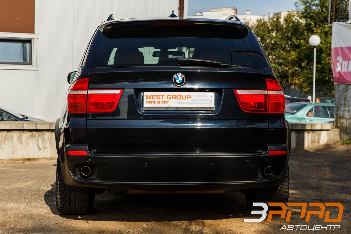 Прокат авто BMW X5 (кузов E70) 2009 - фото 2
