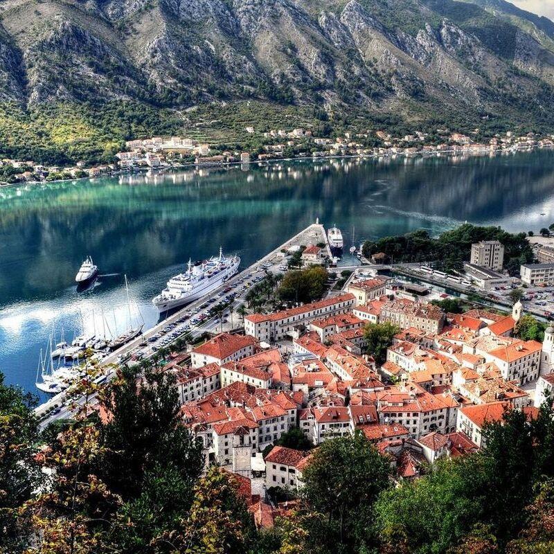 Туристическое агентство Визавитур Автобусный тур с отдыхом на море в Черногории + экскурсии - фото 1