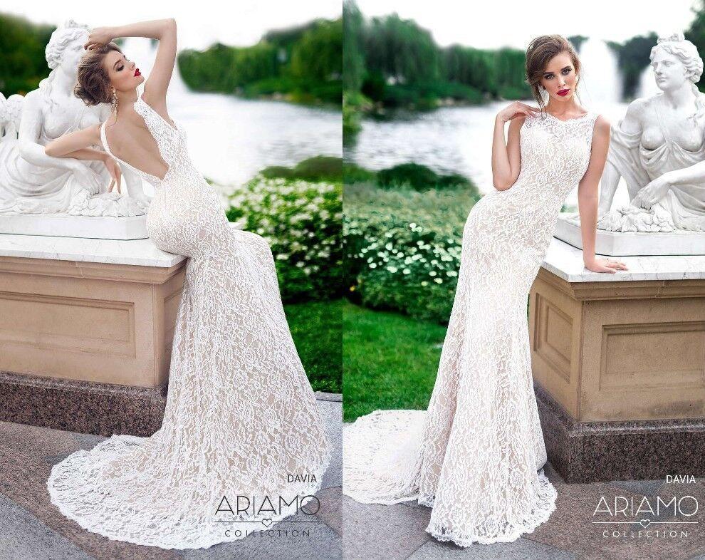 Свадебное платье напрокат Ariamo Bridal Платье свадебное Davia - фото 2