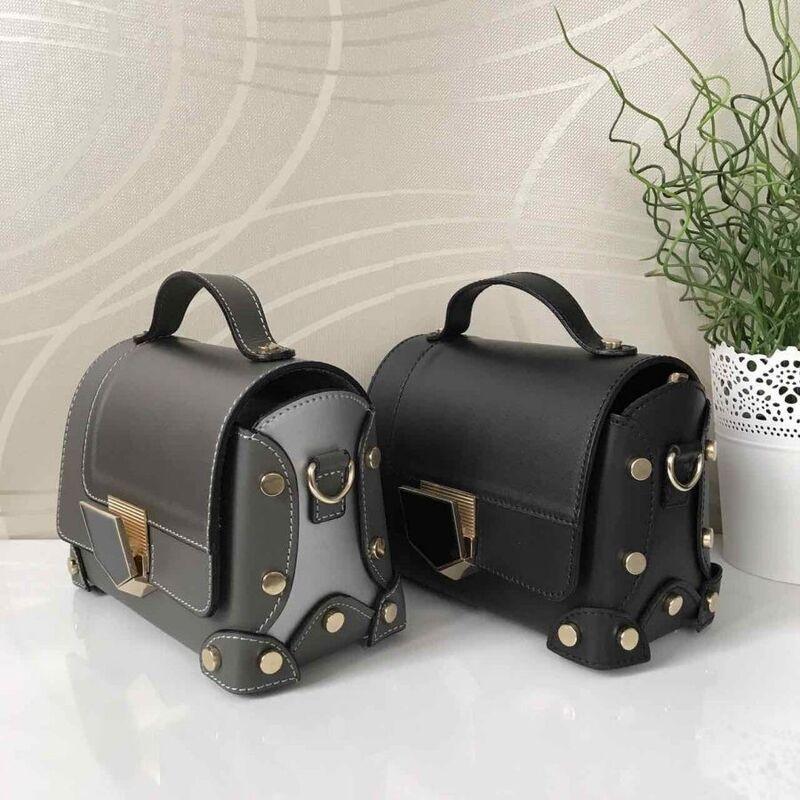 Магазин сумок Vezze Кожаная женская сумка С00217 - фото 2