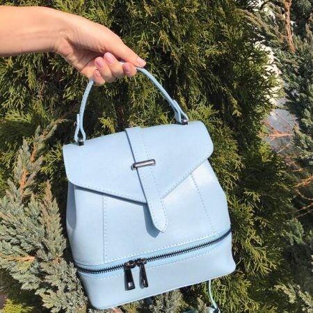 Магазин сумок Vezze Кожаный рюкзак С00157 - фото 1