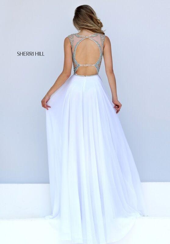 Свадебное платье напрокат Sherri Hill Платье свадебное 50160 - фото 9