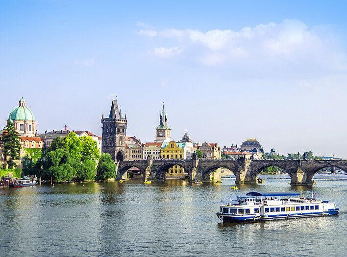 Туристическое агентство Респектор трэвел Автобусный экскурсионный тур «Выходные в Дрездене и Праге» - фото 4