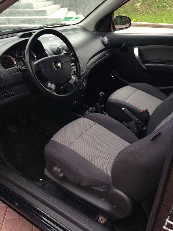 Прокат авто Chevrolet Aveo 2010 - фото 3