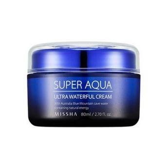 Уход за лицом Missha Super Aqua Ultra Waterfull Крем для лица увлажняющий - фото 1