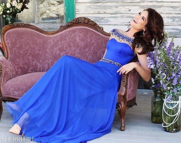 Вечернее платье Sherri Hill Вечернее платье 32220-1 - фото 6