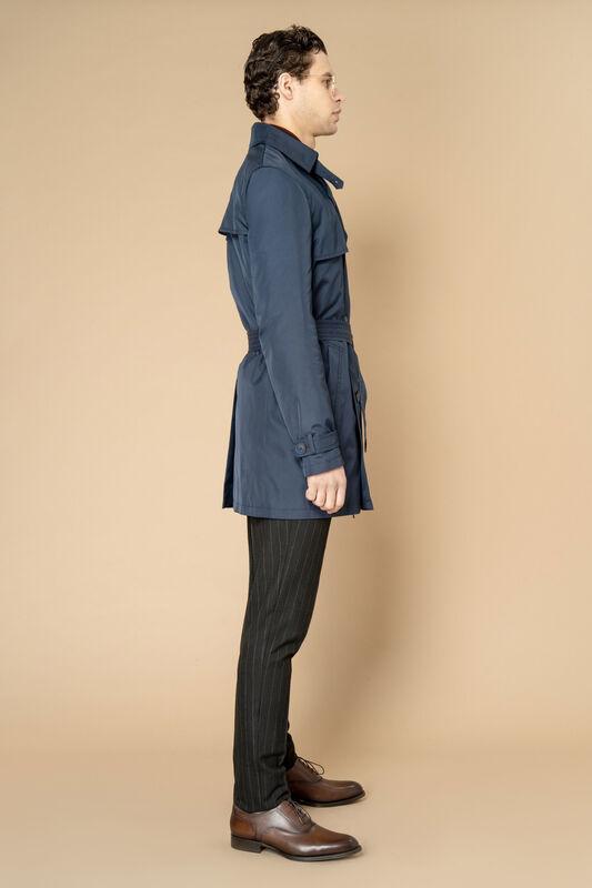 Верхняя одежда мужская Etelier Плащ мужской 2М-8346-1 - фото 4