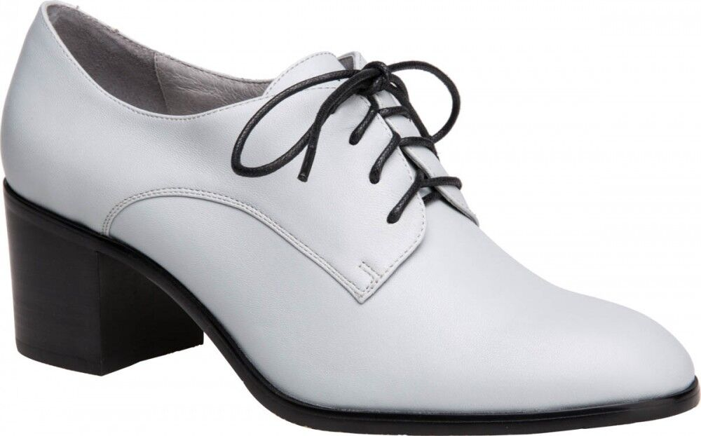 Обувь женская Ekonika Туфли женские EN1481-01 grey - фото 1