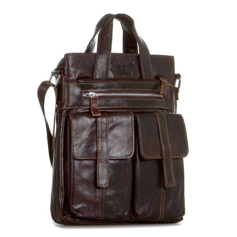 Магазин сумок Poshete Сумка мужская 196-3750-11 - фото 1