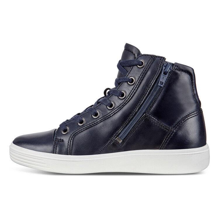 Обувь детская ECCO Кеды высокие S7 TEEN 780003/01303 - фото 2