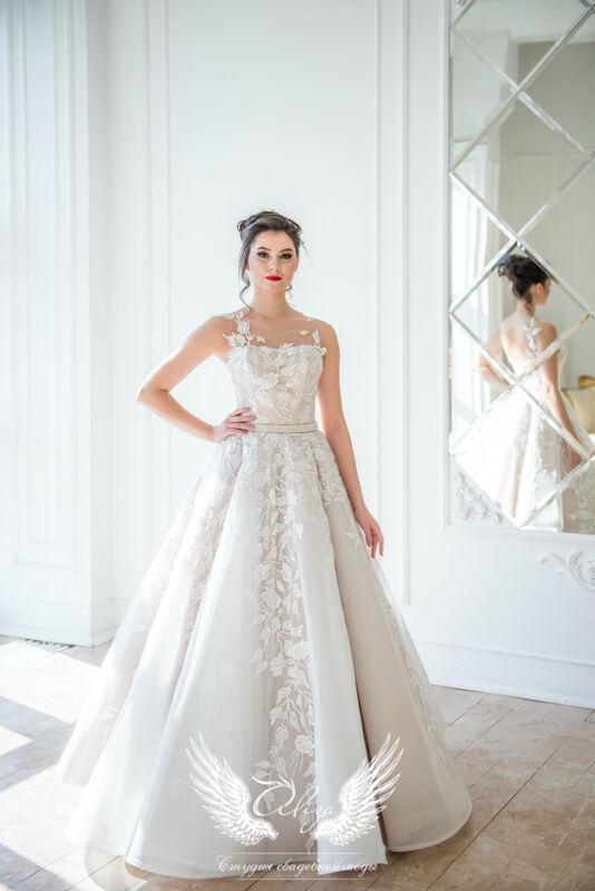 Свадебный салон ALIZA Свадебное платье Melisa - фото 2