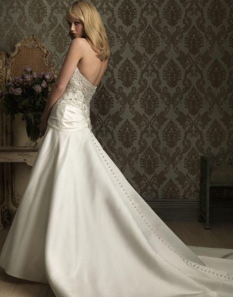 Свадебное платье напрокат Allure Bridals Платье свадебное 8851 - фото 2
