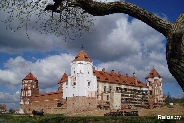 Достопримечательность Мирский замок Фото - фото 7